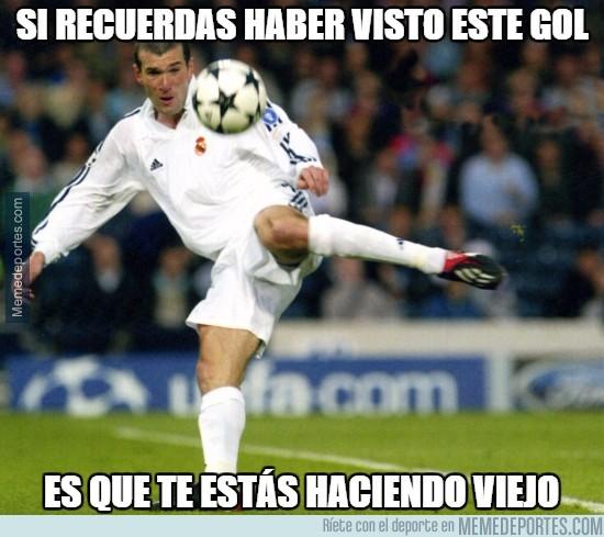 550673 - 13 años del golazo de Zidane en la final de Champions