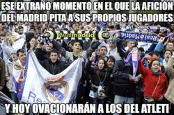 Enlace a Nadie entiende a los del Real Madrid