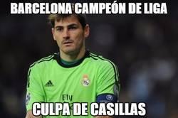 Enlace a Lo que dirán los haters de Casillas