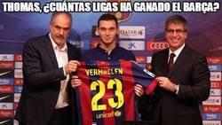 Enlace a El talismán del Barça