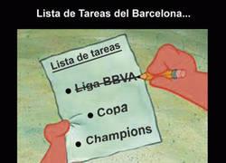 Enlace a Diferencias entre Barça y Madrid