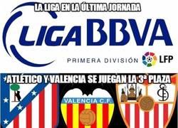 Enlace a Así se presenta la última jornada de La Liga. ¡GRANDÍSIMO DÍA DE FÚTBOL!