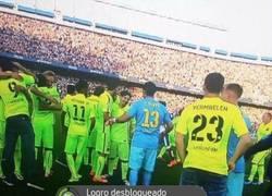 Enlace a El gran héroe del Barça