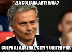 Enlace a Mourinho culpa de la