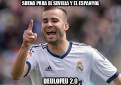 Enlace a Jesé suena para el Sevilla y el Espanyol