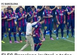 Enlace a El FC Barcelona invitará a todos los entrenadores de Xavi a su homenaje