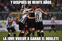 Enlace a Histórica temporada de Allegri y su Juventus