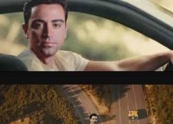 Enlace a Xavi y el Barça tomando caminos diferentes