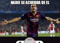 Enlace a Desapareció pero salvó al Barça en el Madrigal