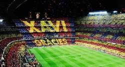 Enlace a Así será el mosaico dedicado a Xavi en su último partido de liga