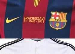 Enlace a Mensajes en las camisetas de Barça y Madrid en los partidos de hoy