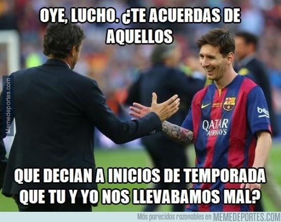 559919 - Lucho y Messi callando bocas