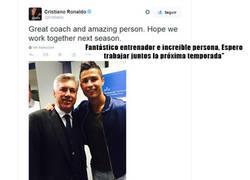 Enlace a Mientras tanto... el móvil de Ancelotti