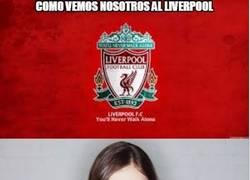 Enlace a Diferentes maneras de ver al Liverpool