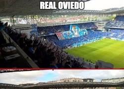 Enlace a Qué grande es el Real Oviedo