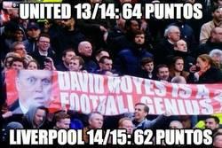 Enlace a Muchos del Liverpool se reían del United de Moyes... ¿Ahora qué?