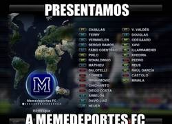 Enlace a Os presentamos a Memedeportes FC