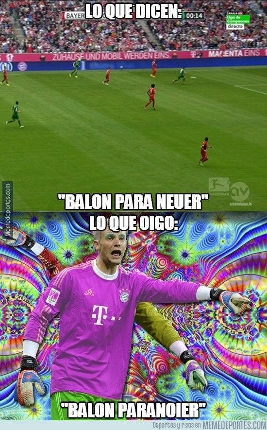561868 - Balón para Neuer