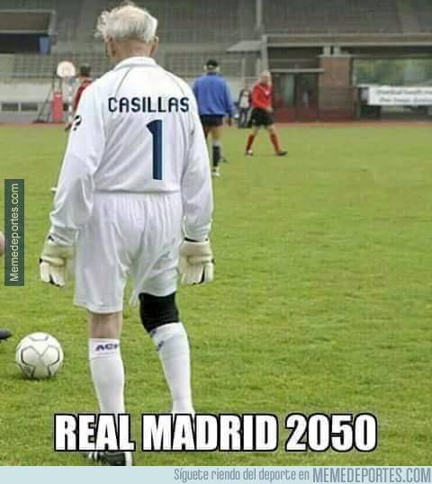 562953 - Y éste será el Real Madrid 2050