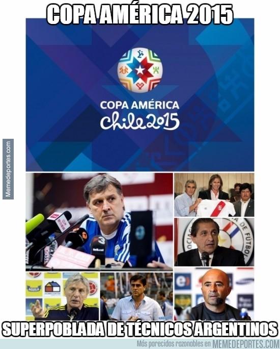 562982 - ¿Copa América o Copa Argentina?