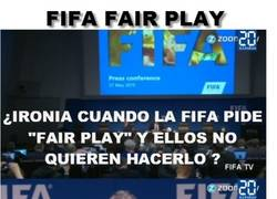 Enlace a La FIFA exige pero no da Fair Play