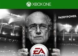 Enlace a La portada del FIFA 16