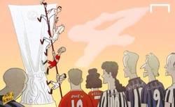 Enlace a El Sevilla superando a Liverpool, Inter y Juventus ganando la cuarta