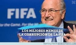 Enlace a Los mejores memes de la corrupción de la FIFA