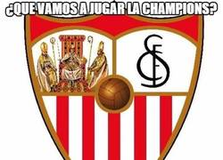 Enlace a Al Sevilla le va la Europa League