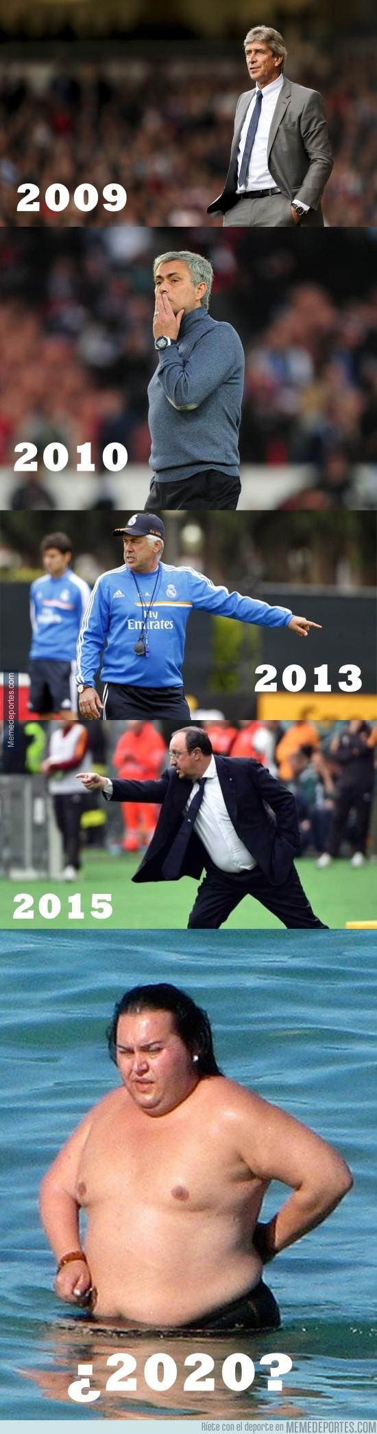 565519 - ¡ATENCIÓN! Ya sabemos quién será el futuro entrenador del Real Madrid