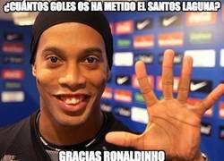 Enlace a Paliza al Querétaro de Ronaldinho en la final de la liga MX