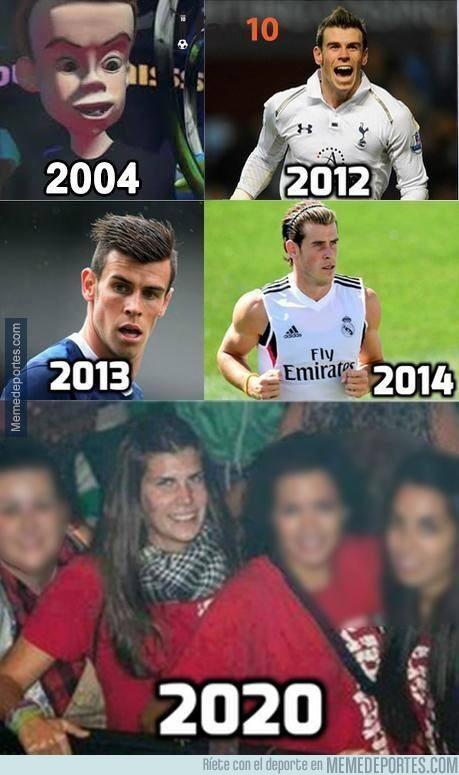 566224 - La evolución de Bale