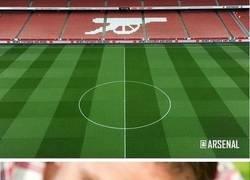 Enlace a La única explicación para que el césped del Arsenal se vea tan bonito