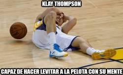 Enlace a Los poderes de Klay Thompson