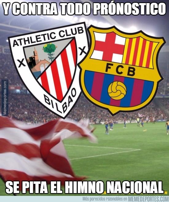 567273 - Sorpresa en el Camp Nou