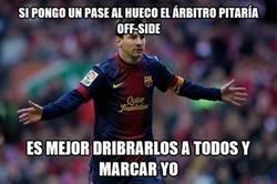 Enlace a Así es Messi