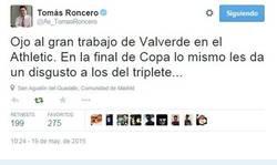 Enlace a Momento exacto en el que el Athletic perdió la Copa del Rey