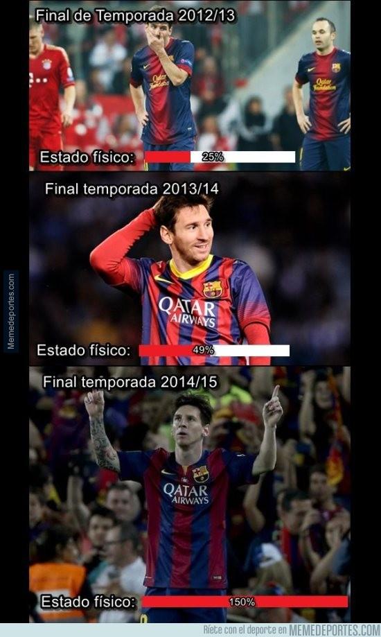 568059 - El Messi de esta temporada