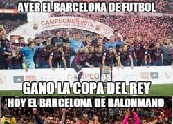 Enlace a Fin de semana redondo para el Barça