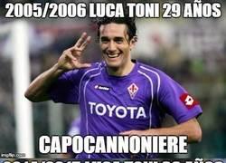 Enlace a Luca Toni, leyenda