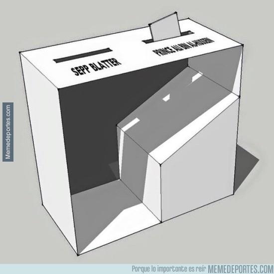 569422 - Así funcionan las votaciones de la FIFA