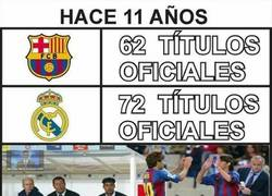 Enlace a El debut de Messi cambió gran parte de la Historia Culé