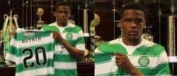 Enlace a La desbordante alegría de Dedryck Boyata al fichar por el Celtic