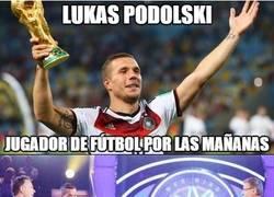Enlace a Las 2 caras de Podolski