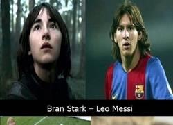 Enlace a Los futbolistas más parecidos a los personajes de Juego de Tronos