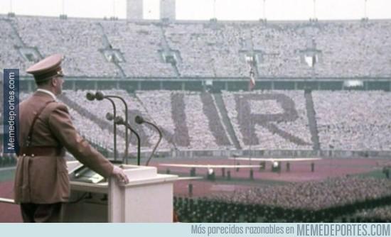 572791 - El estadio de la final de Champions hace 79 años...