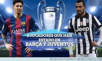 573077 - ¿Sabías que estos 8 jugadores vistieron la camiseta de la Juve y del Barça?
