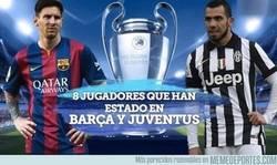 Enlace a ¿Sabías que estos 8 jugadores vistieron la camiseta de la Juve y del Barça?