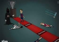 Enlace a Así ha llegado el Barça a la final de Champions