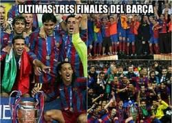 Enlace a Las últimas tres finales de Barça y Juventus